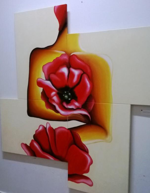 Ospedale Lanciano, gli studenti lo arricchiscono con l'arte