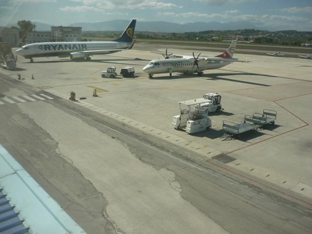 Aeroporto Pescara, buoni i dati fino ad Agosto