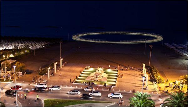D'Alfonso: ecco il Ponte del Cielo di Pescara