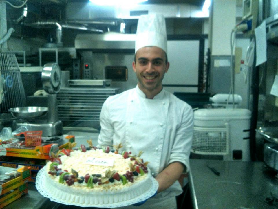 """Pescara: capo pasticciere Puca nei """"Pastry Chef"""" di Rai2"""