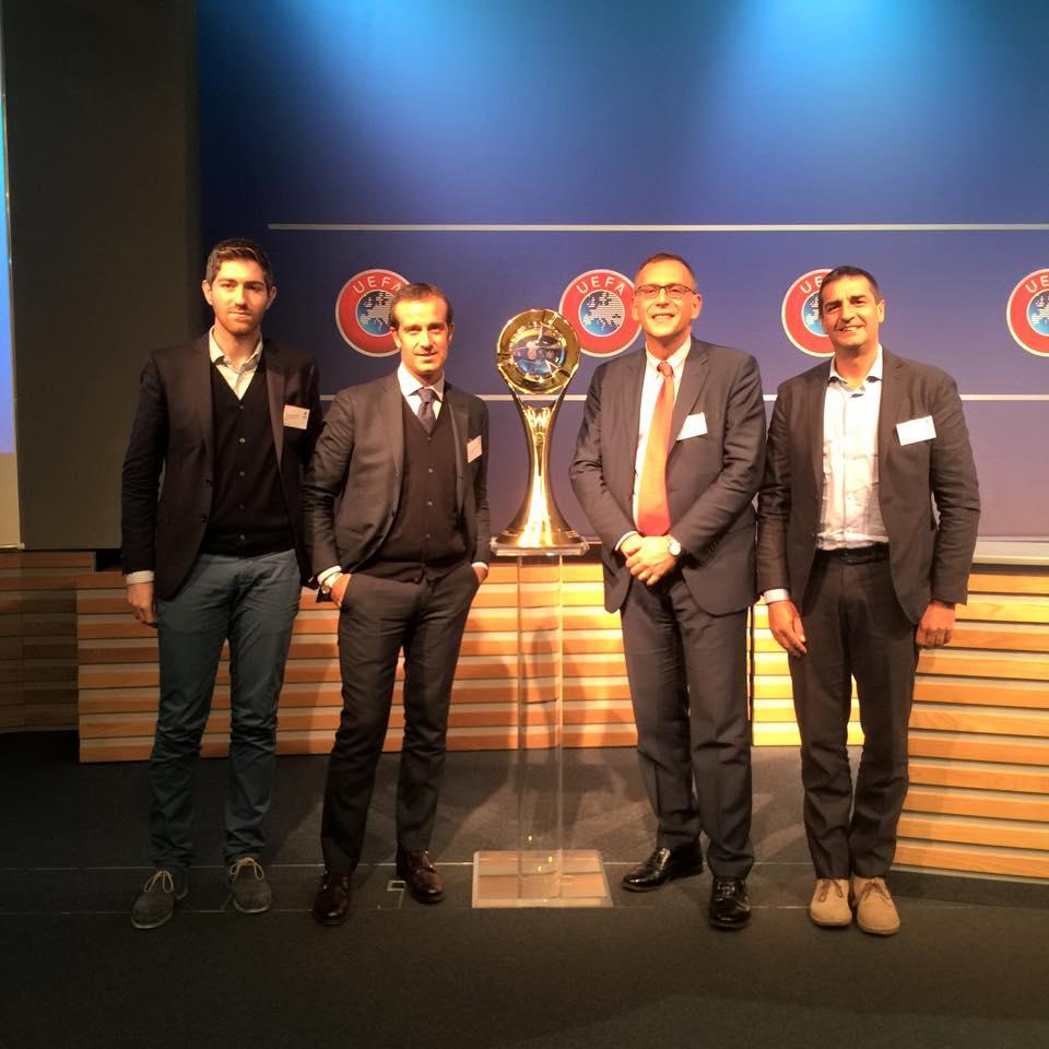 Uefa Futsal Cup, Pescara nel gruppo B
