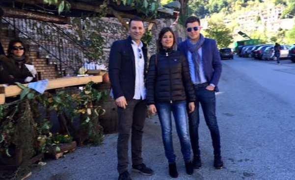 Sara Tommasi cambia vita e si dà al calcio in Abruzzo