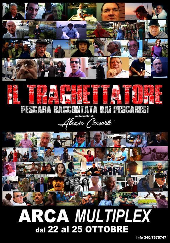 """Pescara: """"Il traghettatore. Pescara raccontata ai Pescaresi"""""""