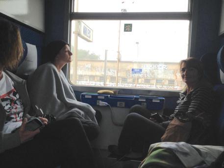 Costa Azzurra, abruzzesi fermi in treno UNITALSI. In 288 ripartiti alle 13
