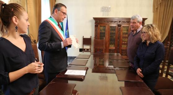 Unioni civili Pescara: la prima coppia insieme da 37 anni