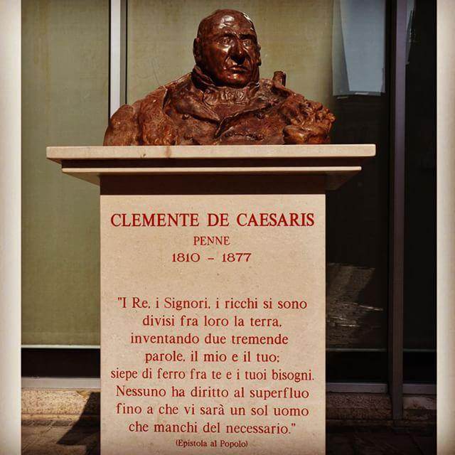 De Caesaris: ecco il Garibaldi d'Abruzzo