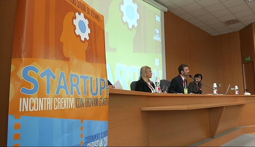 "Teramo, "" Start-up Day "" all'Università"