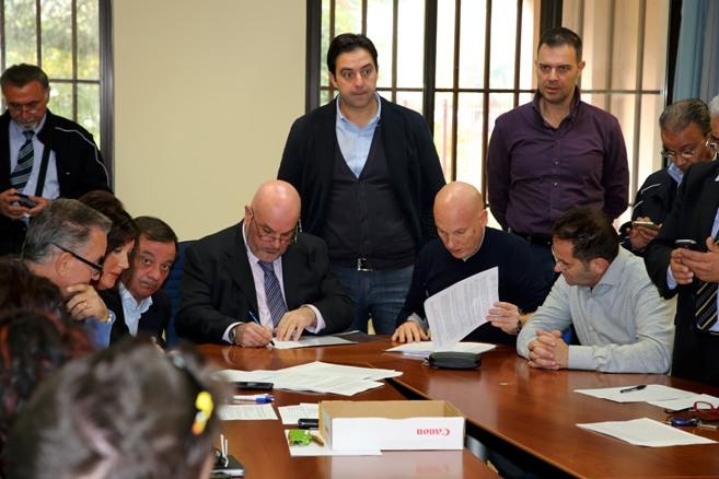 """Tua Abruzzo: il """"Si"""" prevale nel referendum sul contratto"""
