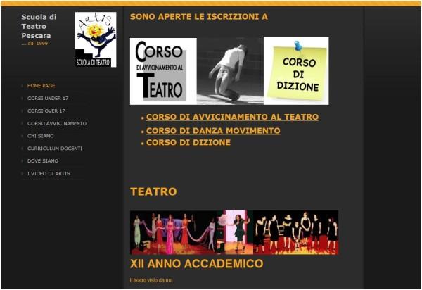 """Il Centro """"Artis"""" di Pescara lancia l'iniziativa """"Adotta un allievo"""""""