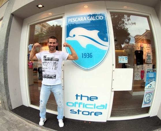 Pescara calcio, Campagnaro resta in dubbio