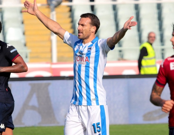 Pescara calcio, Campagnaro out
