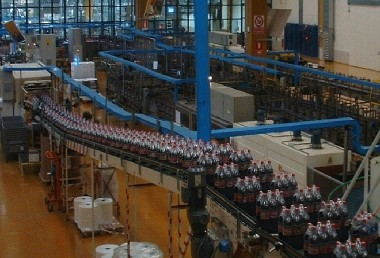 Oricola:Coca Cola produce risparmiando energia