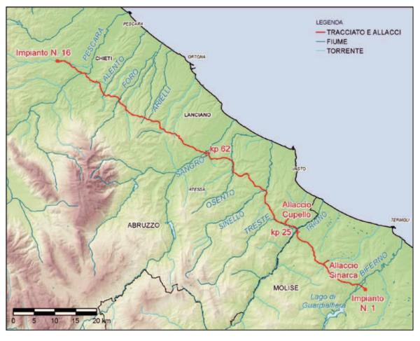 Metanodotto: Sulla Larino-Chieti il no del M5S