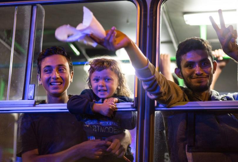 In arrivo 30 profughi da Gorizia