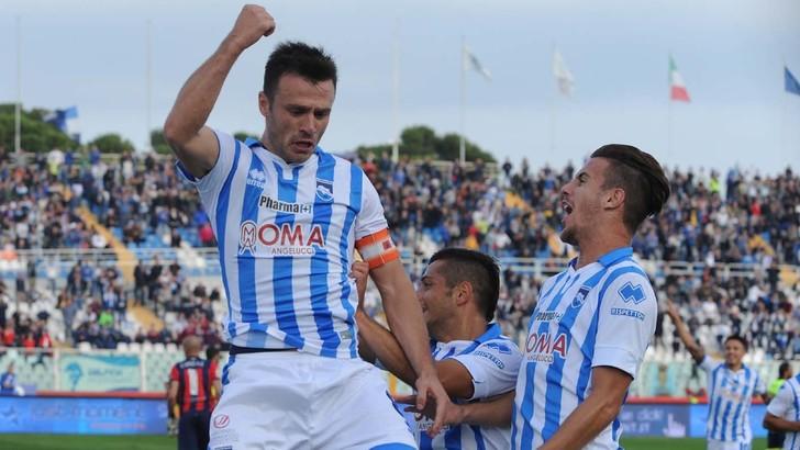 Pescara calcio, pensiero rivolto al recupero