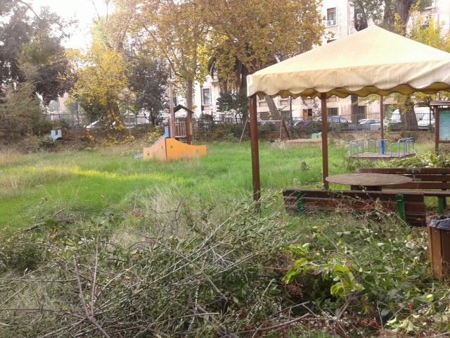 Parco Michetti: presto la riapertura