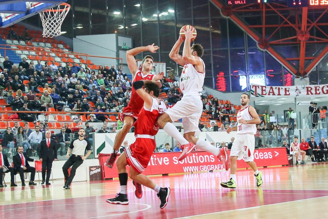 Basket Lega Due Proger – Festa biancorossa