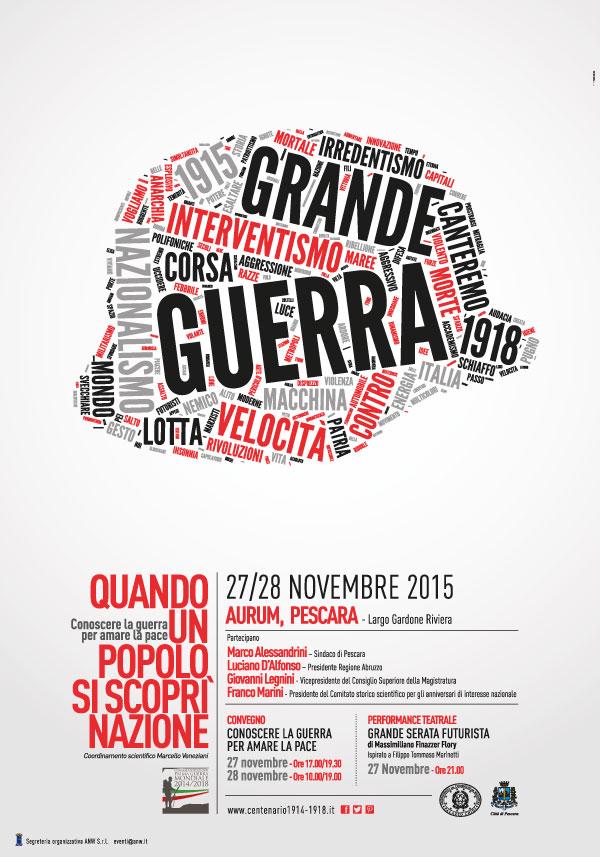 Pescara: incontro sulla Grande Guerra all'Aurum