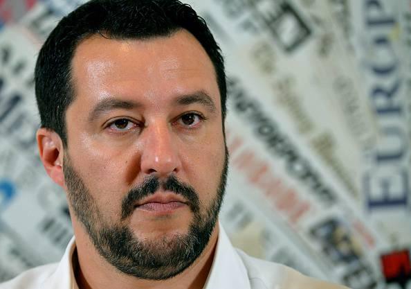 Lanciano: Salvini incontra i simpatizzanti