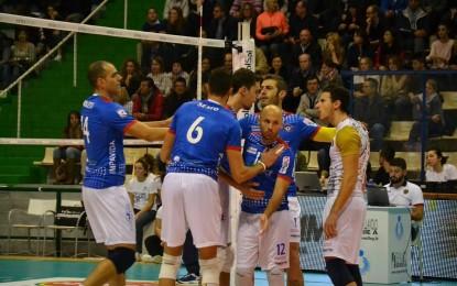 Volley Alessano Ortona – Un tiè break di felicità