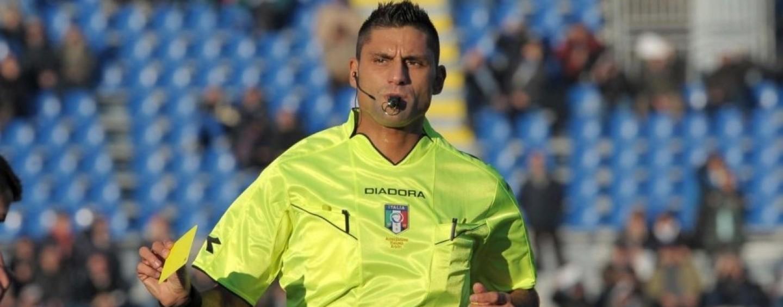 Recupero Serie B: l'arbitro di Novara Pescara