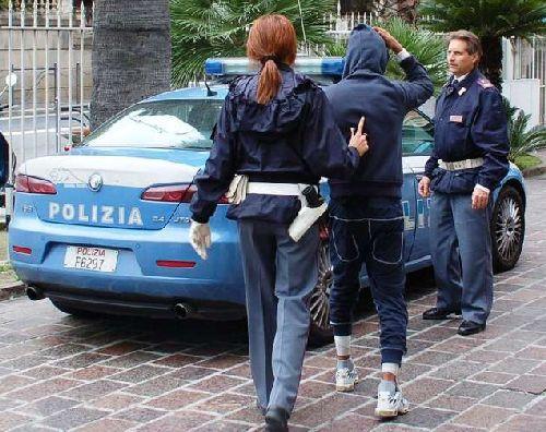 L'Aquila, furti nella zona rossa: ladro in trasferta