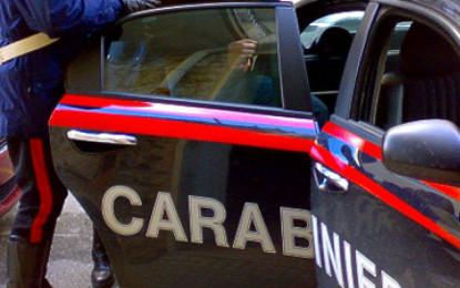 Vasto: carabinieri arrestano ricercato