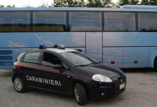 Pescara, controllore aggredito sul pullman