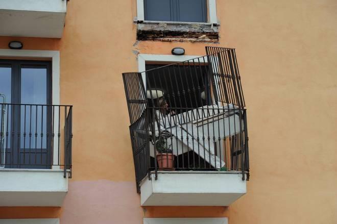 Inchiesta balconi L'Aquila, i legami con la Campania