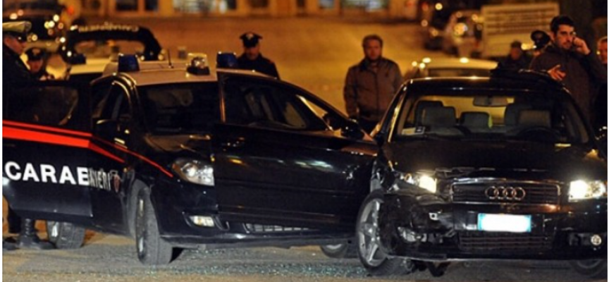 Presa banda dell'Audi nera, era pronta a colpire ancora