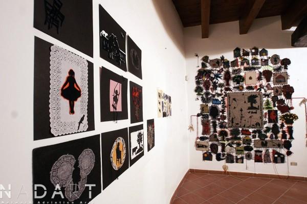 Castello di Nocciano: XXVIII Biennale d'arte contemporanea