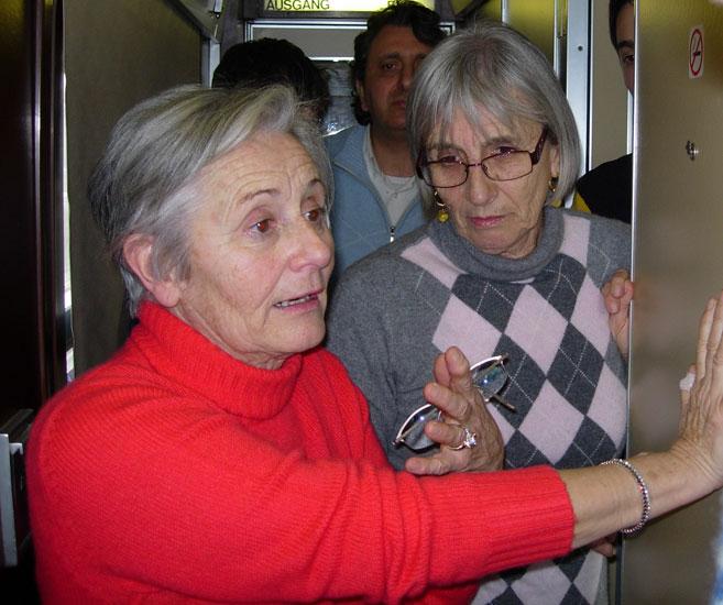 Liceo Classico Pescara: Sopravvissuta Auschwitz incontra studenti