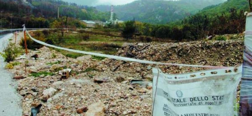 Discarica di Bussi, ricorsi per paura di acqua inquinata