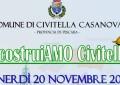 Ricostruzione: Taglio del nastro per la nuova scuola di Civitella Casanova