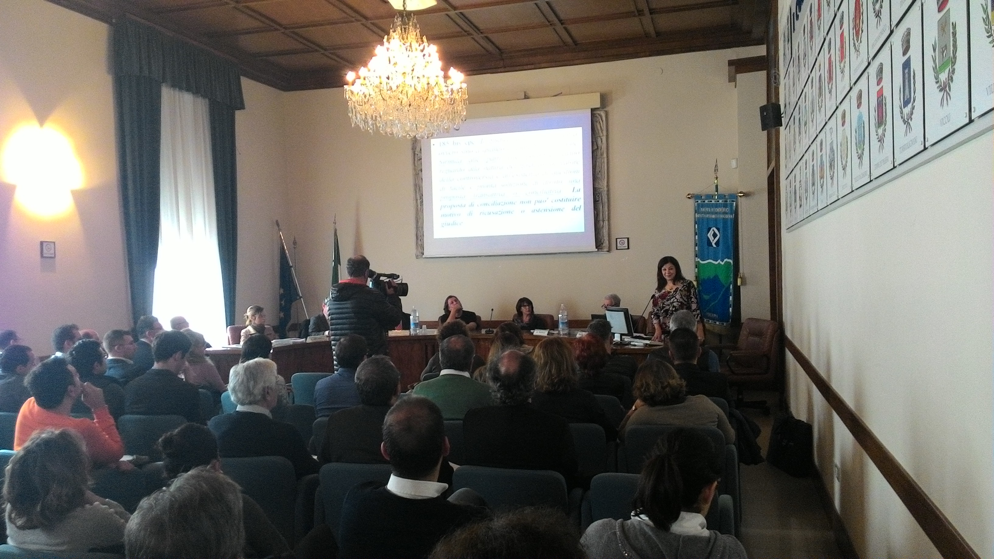 Pescara: conciliazione per le imprese
