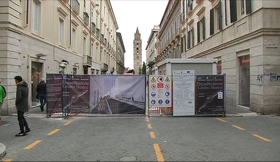 Corso San Giorgio di Teramo, l'anticorruzione boccia l'appalto