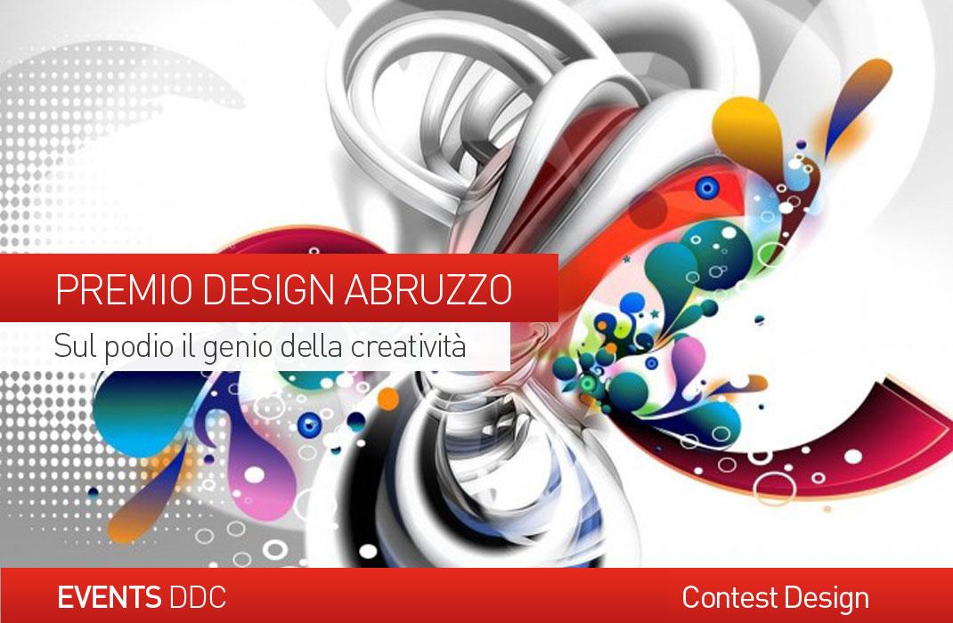 Pescara: secondo premio design Abruzzo