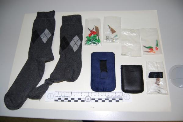 Eroina nel calzino ad Alba Adriatica : doppio arresto della Polstrada
