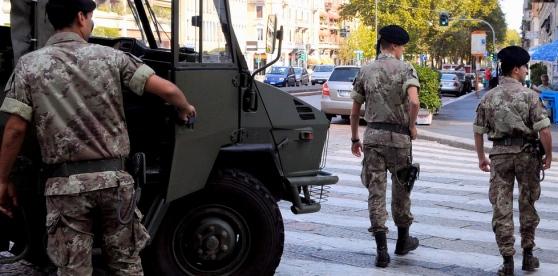 """Pescara, questore: """"Esercito non serve, furti in calo"""""""