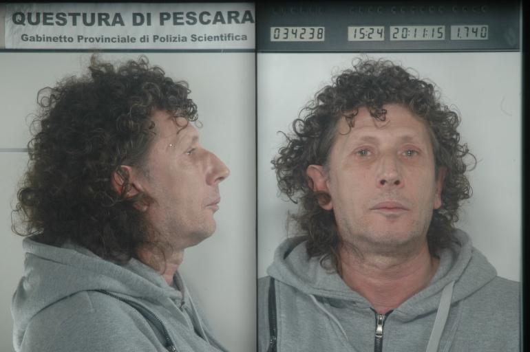 Blitz a Rancitelli: un arresto per droga