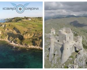 In volo sull'Abruzzo, dal Gran Sasso all'Adriatico (Video)