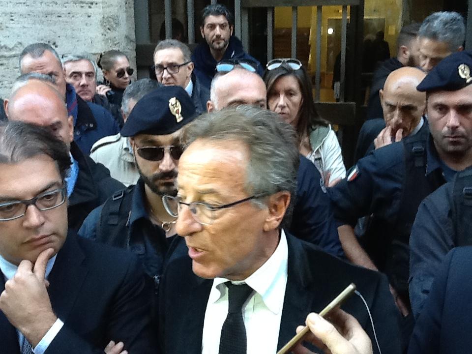 Roma: è il giorno di Ombrina