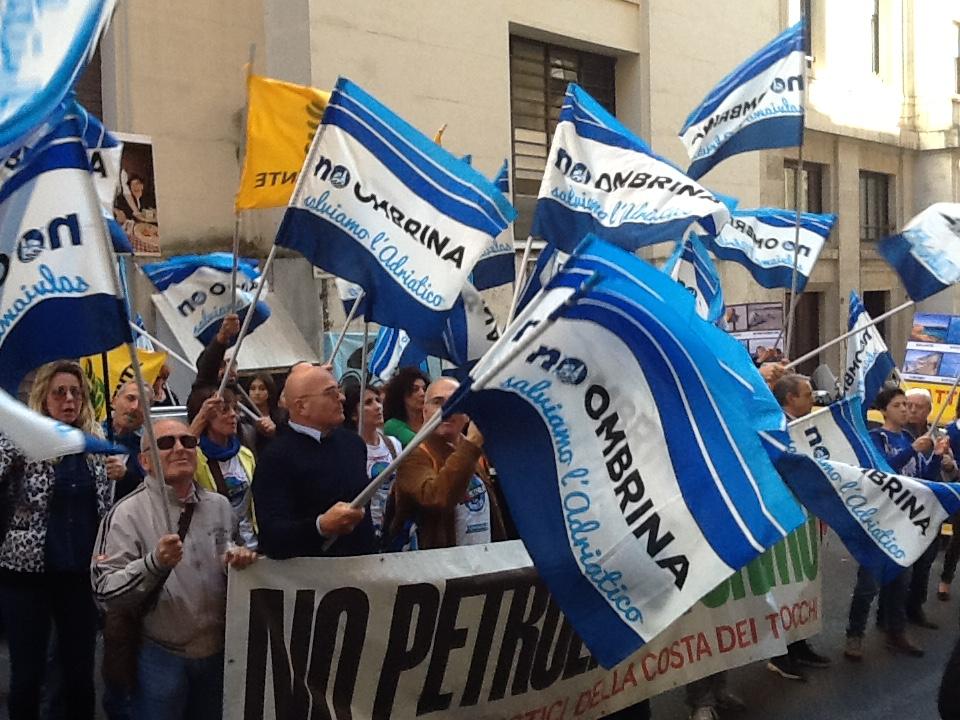 No Ombrina: il commento di Forza Italia