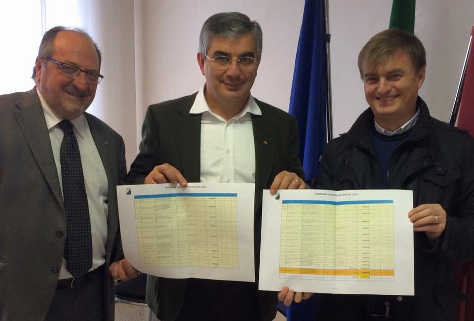 Frane in Abruzzo, altri 10 milioni dalla Regione