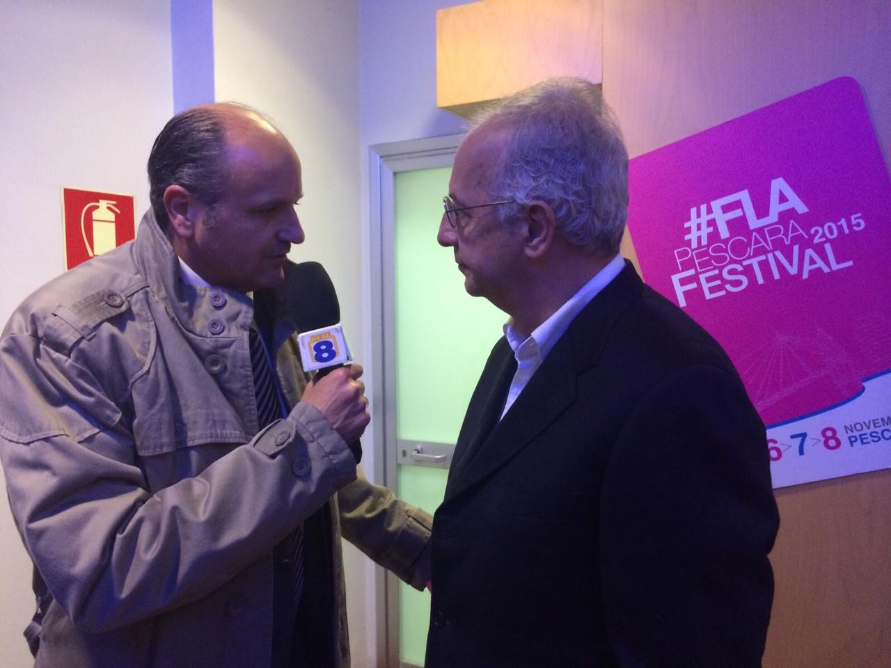 Ferrara e Veltroni inaugurano il FLA Pescara Festival