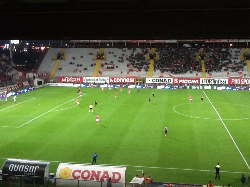 SerieB Perugia Lanciano, live dalle 17 30