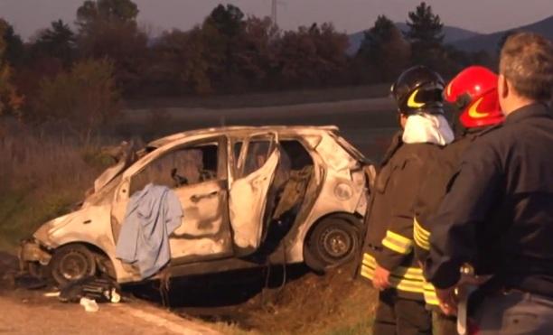 Incidente L'Aquila: muoiono madre e figlia di Rapino