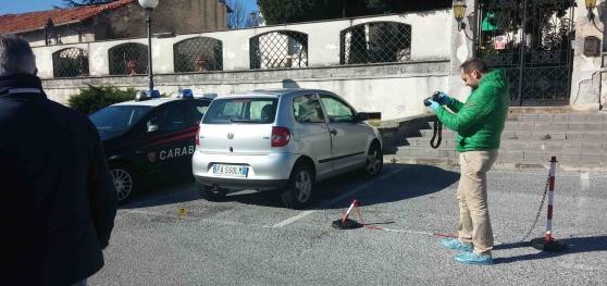 Magliano: l'attentato all'ex cc compiuto per vendetta?