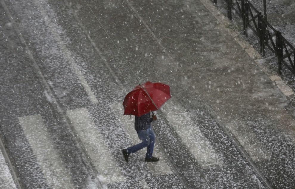 Maltempo in Abruzzo: aggiornamenti in diretta