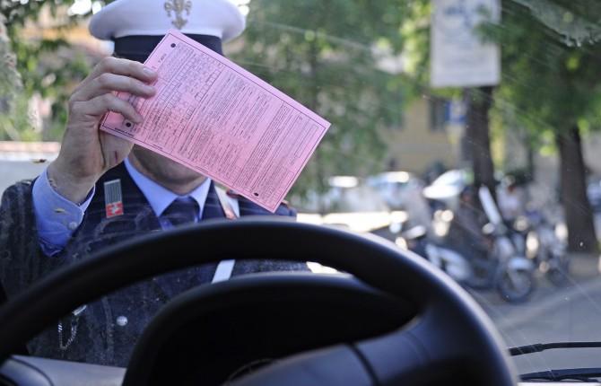 Automobilista beffato a Lanciano: Multa pagata due volte